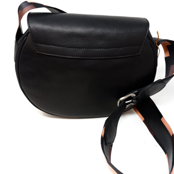 Giunsy Bag Cuoio Nero