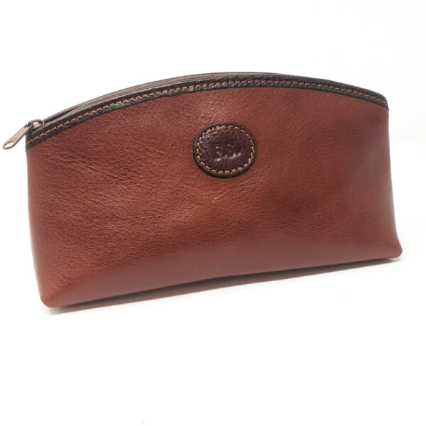 trousse cuoio