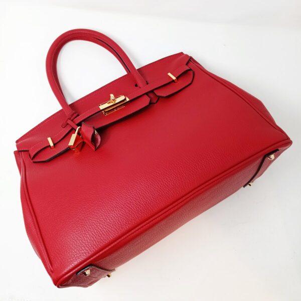 birkin color rosso