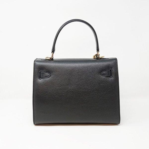 kelly bag black
